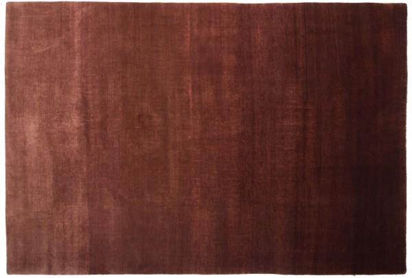 Loribaft 318x217 Handgeknüpft Teppich 220x320 Braun Orientalisch Kurzflor Orient Rug