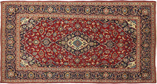 Ardakan 300 x 200 Ardekan Perserteppich 334x196 cm Handgeknüpft Oriental carpet